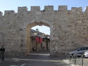 Новые ворота Иерусалима